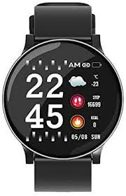 Kariwell W8 Smart Sport Watch - Heart Rate Detection ... - Amazon.com