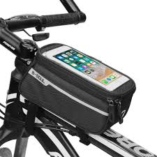 Mountain <b>Bike Bag Waterproof</b> MTB Front <b>TPU</b> Touch Screen Mobile ...