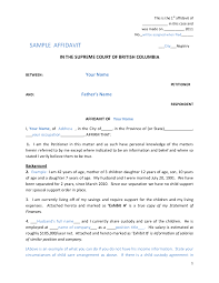 affidavit of fact template example xianning affidavit of fact template example affidavit form definition how to write an sample 02