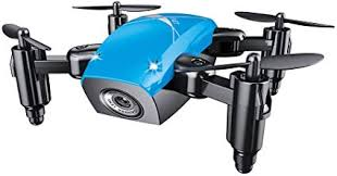 RC Quadcopter Drone, iPstyle S9 Micro Foldable RC ... - Amazon.com
