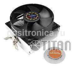 Купить <b>Устройство охлаждения</b>(<b>кулер</b>) <b>Titan</b> DC-K8M925B/R ...