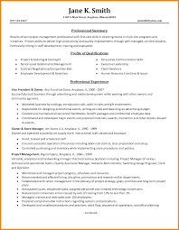 sample project manager resume by tasty resume objective examples    resume design