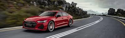 Новый Audi <b>RS</b> 7 Sportback: инновационный дизайн и высокая ...
