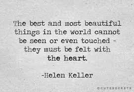 Helen Keller Quotes. QuotesGram via Relatably.com