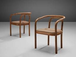 Large Set of +70 <b>Bentwood Dining Chairs</b> by Ton 1960s – Morentz