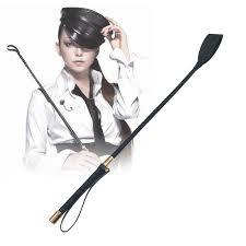 60CM <b>Spanking</b> PU <b>Leather Bondage</b> Whip With Sword Handle ...