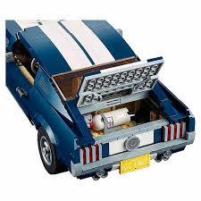 <b>Newtoystechnic</b> Classic 1967 Mustang GT Car Building <b>Blocks</b> Kit ...