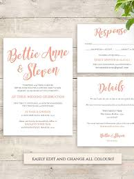 printable wedding invitation templates you can diy calligraphy font wedding invitation printable