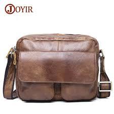 <b>Joyir</b> fashion genuine leather bags for <b>men</b> messenger bags <b>high</b> ...