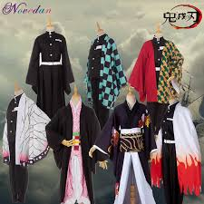 <b>Anime Costume Demon</b> Slayer <b>Cosplay</b> Tanjirou Kamado Nezuko ...