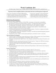 housekeeping supervisor resumes template sample resume for housekeeping supervisor