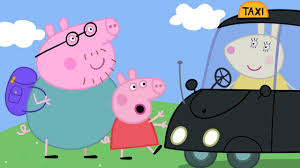Peppa Pig Full Episodes | <b>Miss Rabbit's</b> Taxi | Cartoons for <b>Children</b> ...