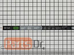 Genuine OEM <b>WD34X11158</b> GE Dishwasher Keypad-Black ...