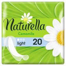 <b>Прокладки ежедневные</b> Naturella <b>Light</b>, 20 шт. (1163523) - Купить ...