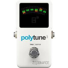 TC Electronic PolyTune 3, купить <b>гитарный тюнер TC Electronic</b> ...