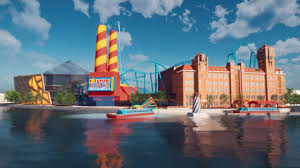 'Willy Wonka <b>Chocolate</b> Factory' <b>theme</b> park | Tony's Chocolonely ...