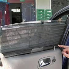 <b>5Pcs</b>/<b>Set</b> Car Side Rear <b>Window</b> Sunshade Sun Shade Mesh Cover ...