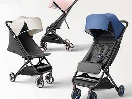 Детская <b>коляска Xiaomi MITU</b> Rice Rabbit Folding <b>Stroller</b>. Новые ...