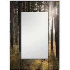 <b>Настенное зеркало Дом Корлеоне</b> Солнечный луч 75x140 см ...