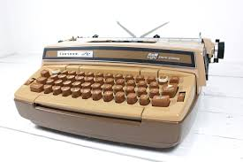 Image result for smith corona electric typewriter