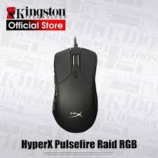Интернет-магазин Проводная <b>мышь kingston HyperX Pulsefire</b> ...