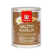 Tikkurila <b>Valtti Puuoljy Масло</b> для дерева ✔︎ Купить по цене от ...