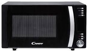 Микроволновая печь с грилем <b>Candy CMXG25DCB black</b>, купить в ...