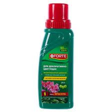 <b>Удобрение</b> «Bona Forte» для декоративно-<b>цветущих</b> растений ...