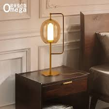 <b>Nordic post modern</b> table lamp <b>Creative</b> glass simple designer ...