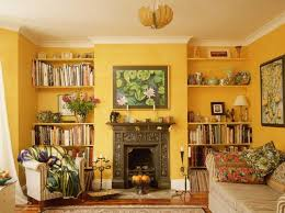 yellow living room wall interesting home interior small living room design featuring nice yell