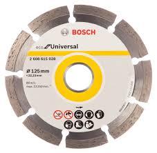 <b>Диск алмазный</b> ECO <b>Universal</b> (125х22.2 мм) <b>Bosch</b> 2608615028 ...
