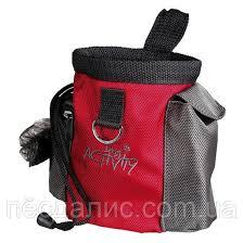<b>Тrixie Baggy 2in1</b> Snack <b>Bag сумка</b> для лакомств 10х13см, цена ...