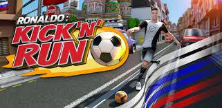 <b>Cristiano Ronaldo</b>: Kick'n'Run – Football Runner - Apps on Google ...