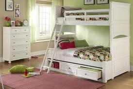 image of white bunk beds twin over twin style amazing twin bunk bed