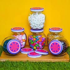 RKE <b>Spice Jars Glass Jar</b> with <b>Airtight</b> Lid, <b>Glass Spice Jars</b>, <b>Spice</b> ...