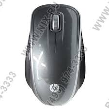 Беспроводная <b>Мышь HP Wireless</b> Laser Comfort XA965AA ...