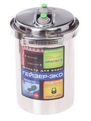 Купить Проточный питьевой <b>фильтр Гейзер Эко</b> по супер низкой ...