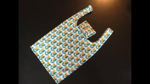 MAKE A <b>TOTE</b> BAG - THAT FOLDS INTO A POCKET! - Pattern ...