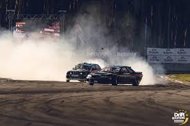 3 full-throttle <b>corners</b> into a walled... - <b>Drift</b> Masters Grand Prix ...
