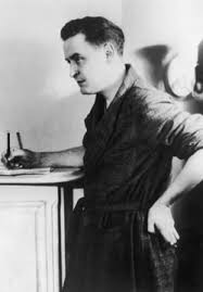 talking about f  scott fitzgerald   clivejames comfitzgerald was passing off his own affliction as someone else    s affliction— and he had a real affliction  a time to interview him would have had to be