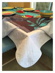 dining table pads felt backing