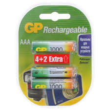 Аккумуляторные батарейки — купить батарейки-<b>аккумуляторы</b> в ...