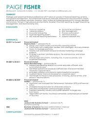 job resume   financial analyst resume example entry level    job resume financial analyst resume example entry level financial analyst resume financial analyst resume sample