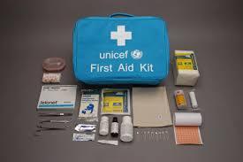 <b>First aid kit</b> A