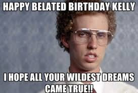 Dirty Happy Birthday Meme - 2HappyBirthday via Relatably.com