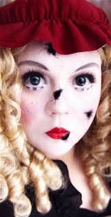 tutorial broken doll makeup your jangsara fun makeup everyone says i look like a porcelain doll so i might as well look the part for