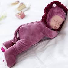 <b>35CM</b> Plush Stuffed Toys Baby <b>Dolls Reborn Doll Toy</b> For Kids ...