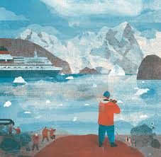 jonathan franzen goes to antarctica the new yorker the end of the end of the world
