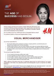 resume visual merchandiser resume template visual merchandiser resume images full size
