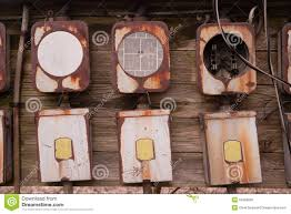 old home fuse box panel rusted electrical equipment stock photo Old Fuse Box old home fuse box panel rusted electrical equipment old fuse box diagram